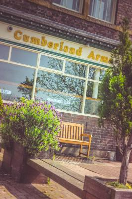The Cumberland Arms - Laterooms