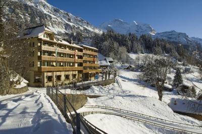 Hotel Alpenrose Wengen (翁根阿方斯酒店)