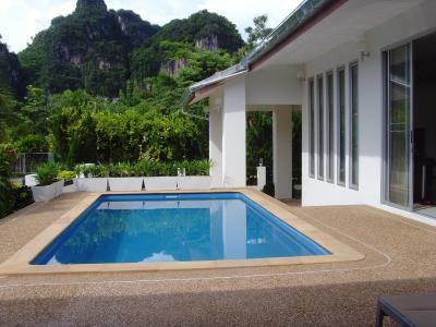班恩普利亚私人泳池别墅酒店 (泰国 奥南海滩) - .com