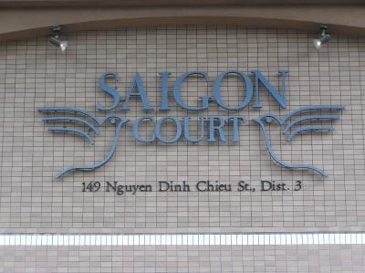 Saigon Court Serviced Apartment