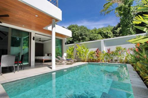 The swimming pool at or near Ya Nui Beach Villas
