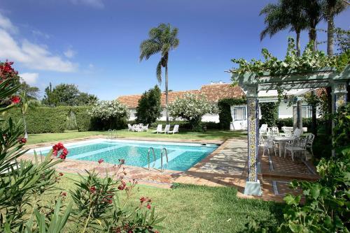 Bassein majutusasutuses Villa Finca El Drago või selle lähedal