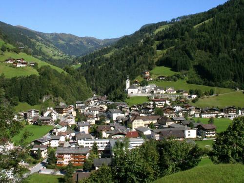 Vista aèria de Appartementhaus Alpenpark