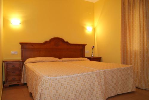 Katil atau katil-katil dalam bilik di Villas Monte Jávea - BTB