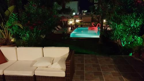 A view of the pool at Paradise House by HelloApartments or nearby