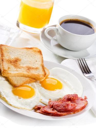 Завтрак для гостей Отель Александрия-Домодедово