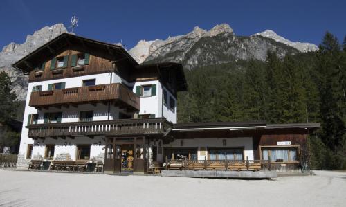 Appartamenti Pagan durante l'inverno