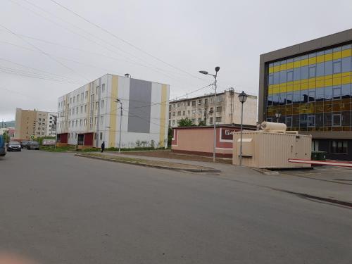 Район апартаментов или близлежащий район