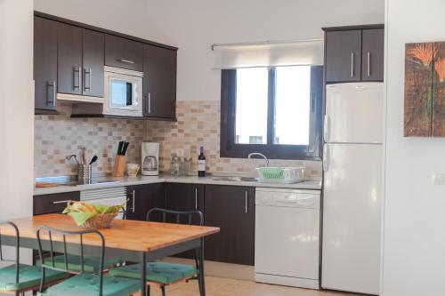 Cucina o angolo cottura di Oasis de Nazaret