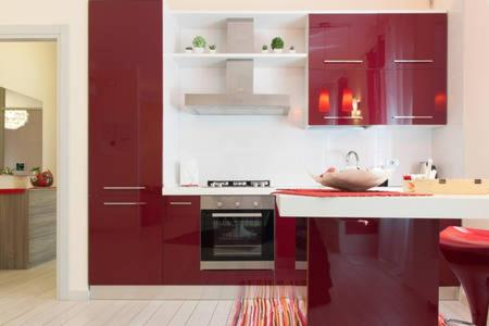Cucina o angolo cottura di Apartment Home Marconi25