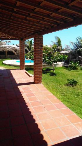 A piscina localizada em Pousada Aymara ou nos arredores