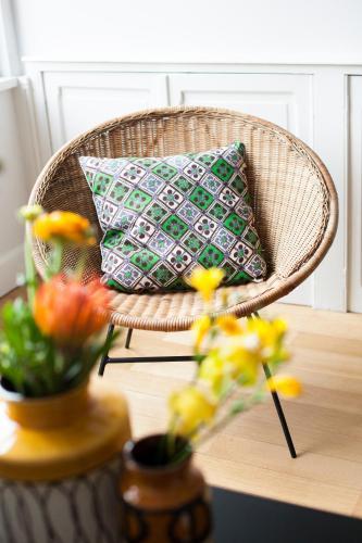 Zitza Lounge Stoel.Guesthouse Zita Garden By Smartflats Brussels Belgium Booking Com