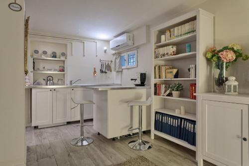Cucina o angolo cottura di Appartamento Margherita