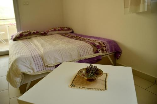 A bed or beds in a room at Adria Vinjerac