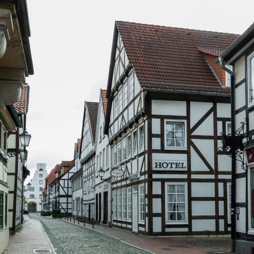 Historik Hotel Garni Christinenhof Hameln Opdaterede Priser For
