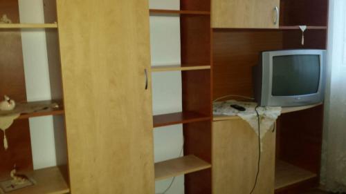 Телевизор и/или развлекательный центр в Apartment Adrian