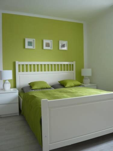 A bed or beds in a room at Amaron