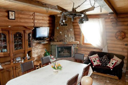 Zona d'estar a Gostynnyi Dvir