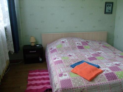 Ruta房間的床