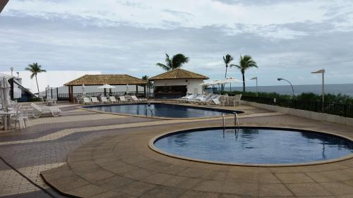 The swimming pool at or close to Apart Hotel em Ondina