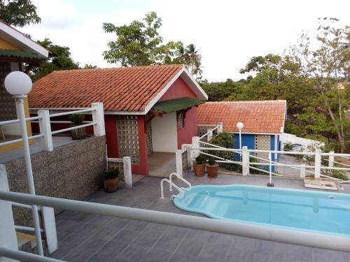 A piscina localizada em Villa Manary ou nos arredores