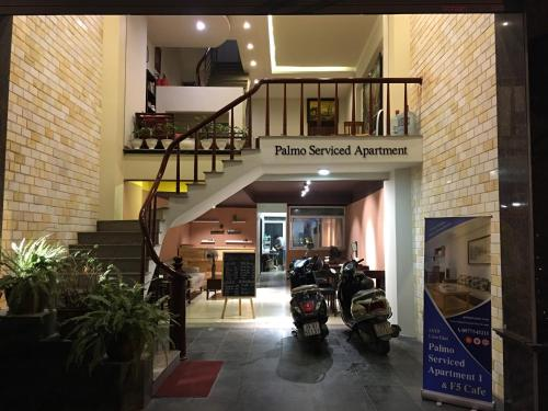 Palmo Serviced Apartment 1