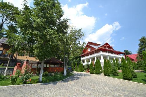 Bâtiment de la villa