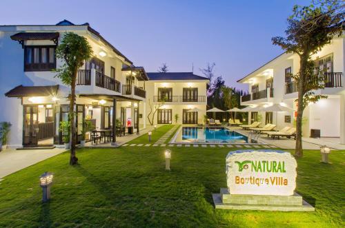 Natural Boutique Villa