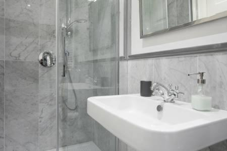 Kupaonica u objektu Prati in Style