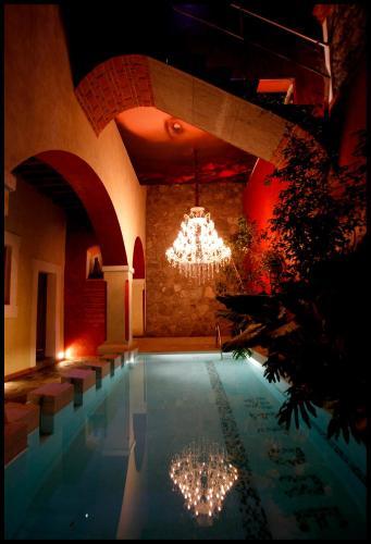 The swimming pool at or near El Sueño Hotel & Spa