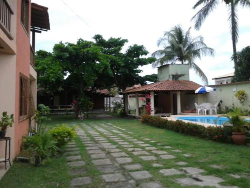 The swimming pool at or near Residencial do bosque