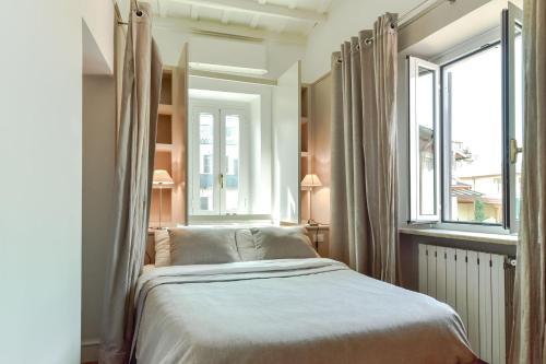Letto o letti in una camera di Navona Charming Apartment