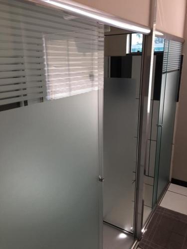 A bathroom at Hotel Do Ildo
