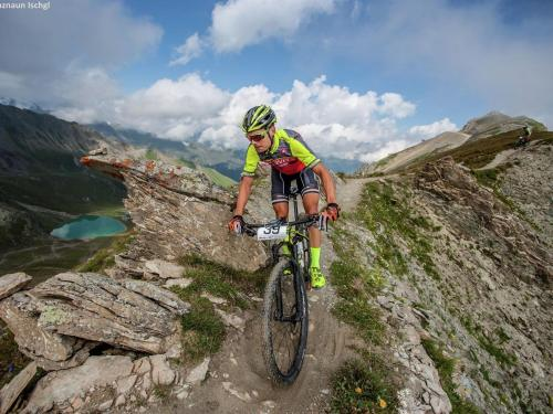 Biking at or in the surroundings of Ischgl Appartement Linda