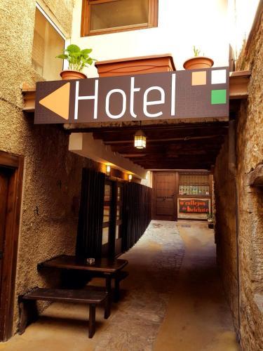 Hotel Asador O Callejón De Belchite (España Ayerbe ...