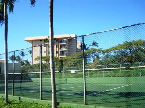 Tennis and/or squash facilities at Maui Banyan Vacation Club or nearby