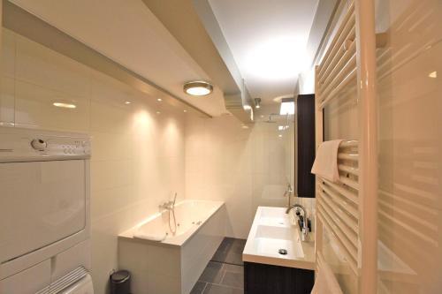 Ванная комната в Cityden Canal Serviced Apartments