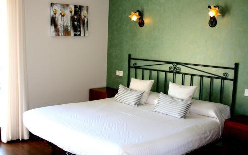 Postelja oz. postelje v sobi nastanitve Usotegi