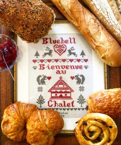 Chalet Bluebell