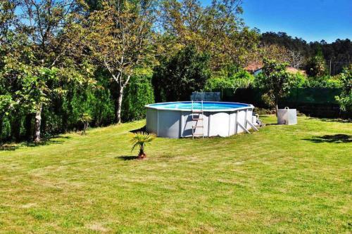 Een tuin van Casa Finca Patelo