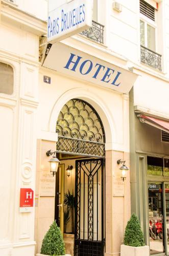 Hotel Paris Bruxelles.