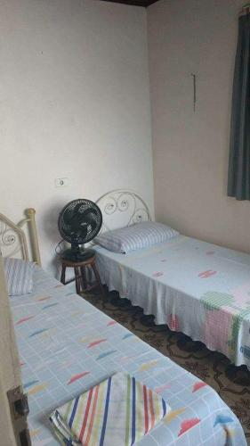 A bed or beds in a room at Casa Doca