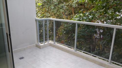 Uma varanda ou terraço em Palermo Hollywood Fitz Roy 2333