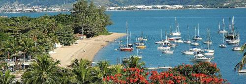 A bird's-eye view of Vila Saco Da Capela Ilhabela