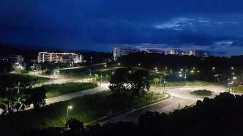 A bird's-eye view of LG 3C Oceanway Residences - Boracay Newcoast