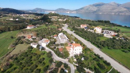A bird's-eye view of Circe Pansion