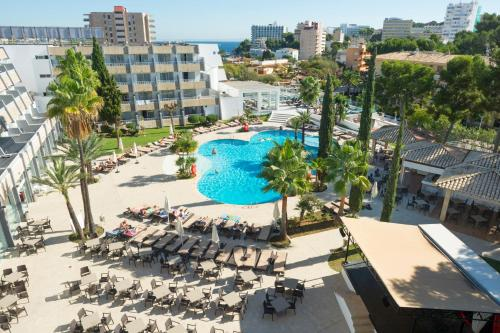 A view of the pool at Mar Hotels Rosa del Mar & Spa or nearby