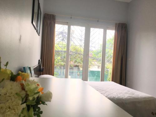 Spacious Bedroom in Hanoi City