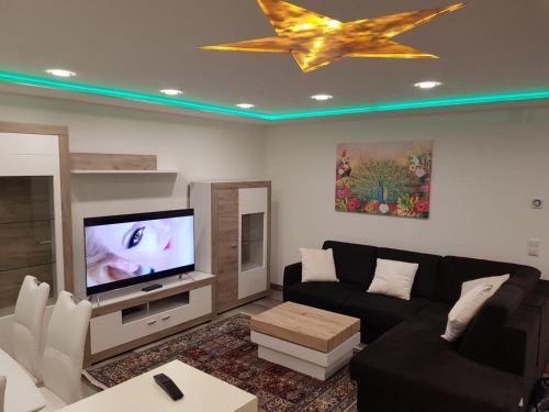 TV/Unterhaltungsangebot in der Unterkunft Appartment Salzburg City Center