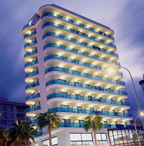 Hotel Cibeles Playa, Gandía, Spain - Booking.com